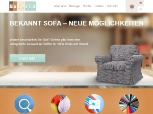 Soferia - the best covers for Ikea sofas